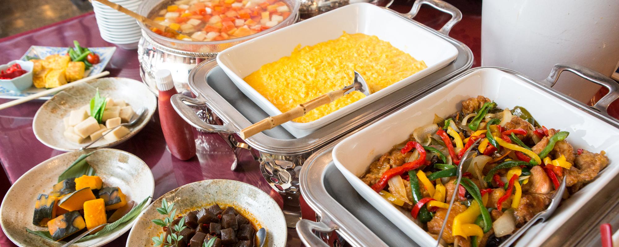「ホテルクライトン江坂 朝食」の画像検索結果